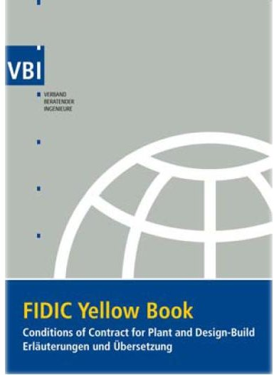 Fidic Yellow Book